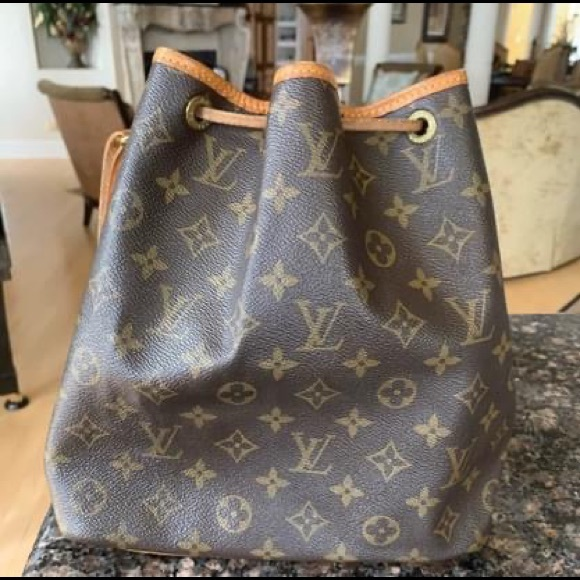 Louis Vuitton Petit Noe Bucket Bag